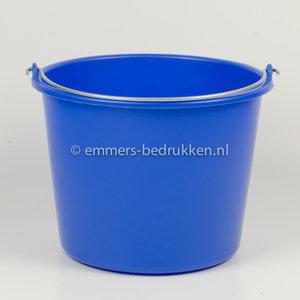 12 liter emmer Eco blauw