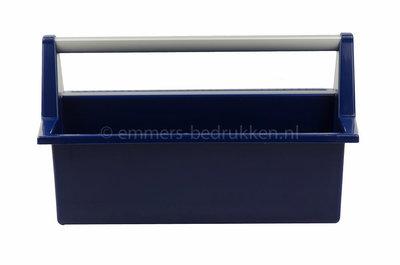 Gereedschapsbak Blauw, GB0250, voorkant